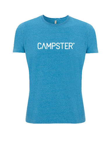 CAMPSTER RECYCLED LOGO MEN T- SHIRT