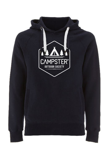 CAMPSTER WOMAN / MEN ARROW HOODIE