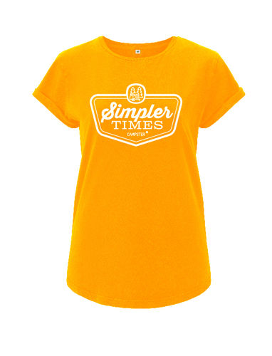 CAMPSTER WOMAN SIMPLER TIMES T- SHIRT