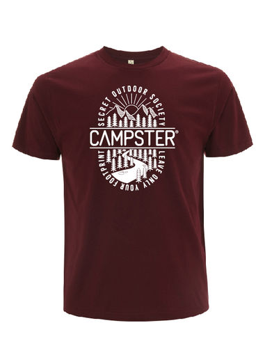 CAMPSTER MEN S.O.S. T- SHIRT