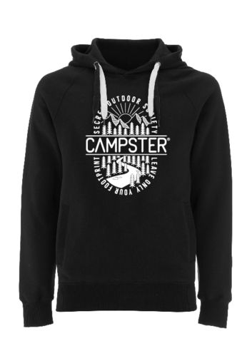 CAMPSTER WOMAN / MEN S.O.S HOODIE