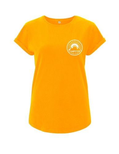 CAMPSTER WOMAN SUN HEART T- SHIRT
